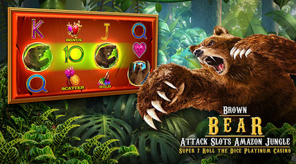 Platinumcasino - Brown Bear Super 7 Roll.jpg screen-shot on mobile