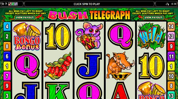 Jackpotcity - Slots Bush Telegraph