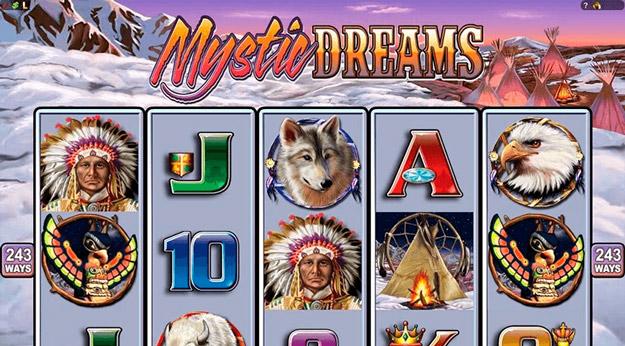 Jackpotcity - Slots Mystic Dreams