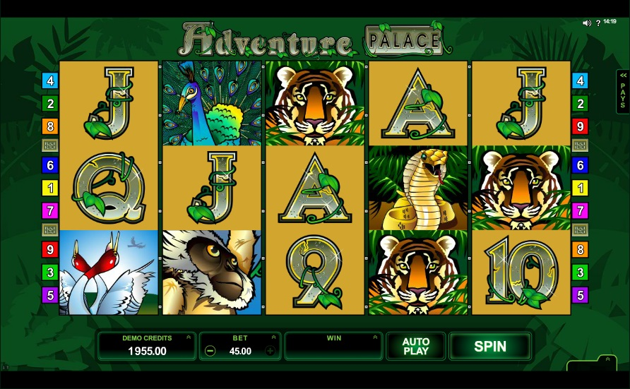 Adventure Palace - sreenshot #2