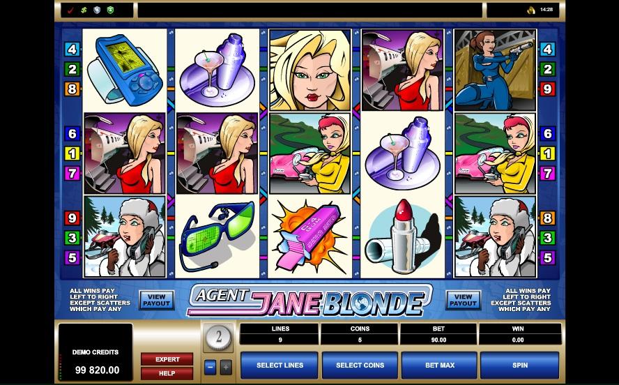 Agent Jane Blonde - sreenshot #3