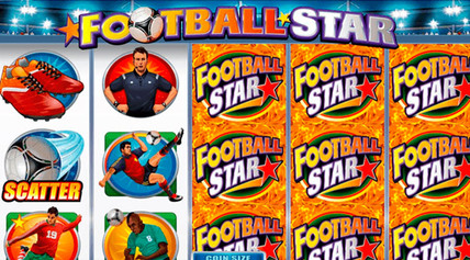 Luckynugget - Football Stars screen-shot on mobile