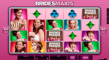 Roxypalace - Bridesmaids screen-shot on mobile